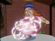 Madame Why crystal ball