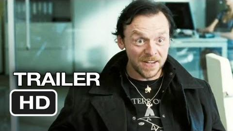 The World's End Official Trailer 1 (2013) - Simon Pegg Movie HD