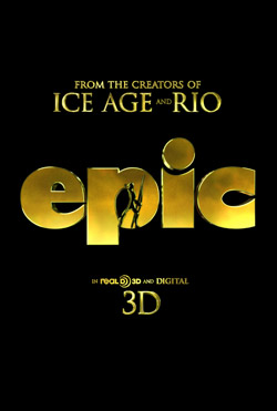 Epic movie poster 1