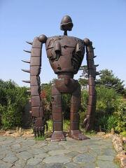 Ghibli-Museum-Laputa-Robot