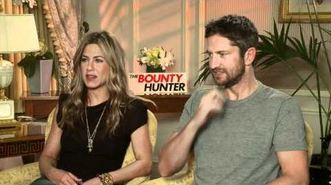 The Bounty Hunter - Jenifer Aniston and Gerard Butler Interview
