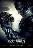 X-Men Apocalypse First Poster 001