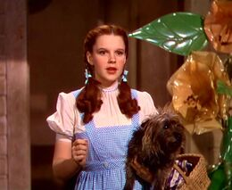 Judy Garland Dorothy