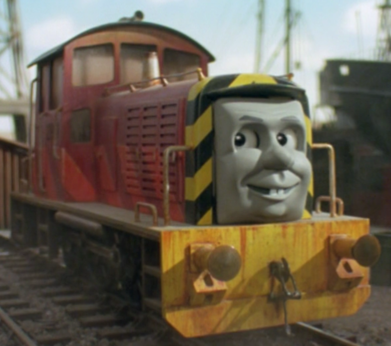 salty thomas and friends films tv shows and wildlife
