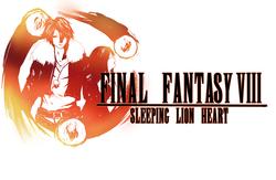 Sleeping Lion Heart - Title