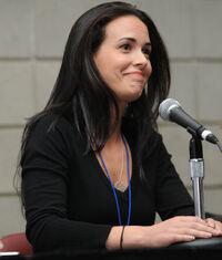 Christine Chatelain in 2010