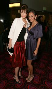 Mary winstead and crystal lowe bc premiere
