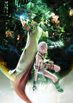FFXIII Lightning and Snow