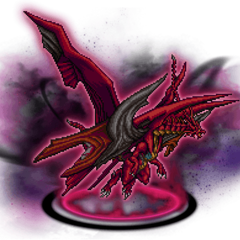 Abyss Neo Bahamut sprite.