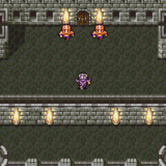 The Castle of Fabul (GBA).