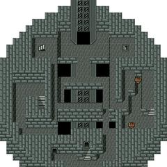 The fifth floor of Pazuzu's Tower.