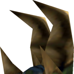 Dragon's Claws model.