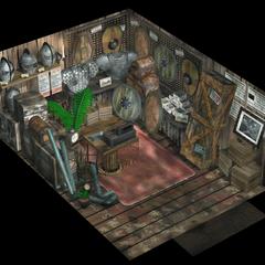 Armor Shop.
