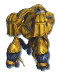 FFXIII2 enemy Dragoon