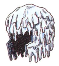Ice Helm FFIII Art