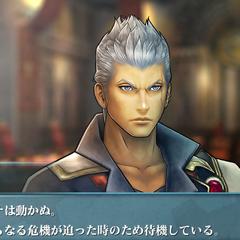 Screenshot of Zhuyu in <i>Final Fantasy Agito</i>.
