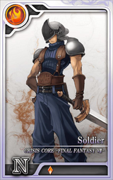 CCFF7 Soldier F Artniks