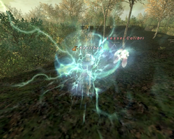 FFXI Charged Whisker
