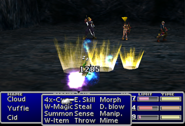 File:FFVII Bolt2.png