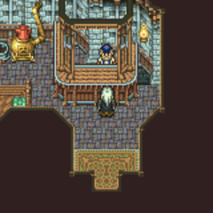 Narshe's Relic Shop (GBA).