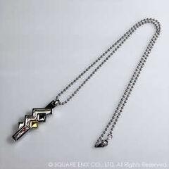 Lightning's pendant.