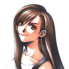 Tifa portrait.