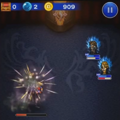 <i>Final Fantasy Record Keeper</i>.