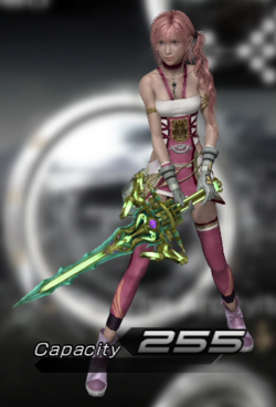 FFXIII-2 Faerie's Bow