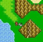 Canaan NES map