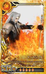 FF7AC Sephiroth SR+ F Artniks