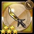 FFRK Behemoth Knife