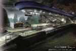 Train station concept