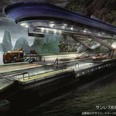 Station to Nautilus.