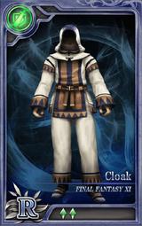 FF11 Cloak R Artniks