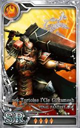 Type0 Black Tortoise l'Cie Gilgamesh SR F Artniks