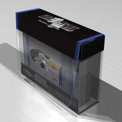 A trading card box.