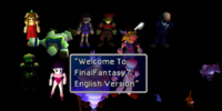 Debug Room (Final Fantasy VII)/Bird Room