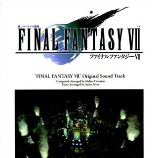<i>Final Fantasy VII Original Soundtrack Piano Sheet Music</i>.