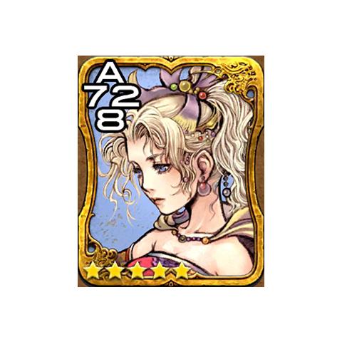 Terra from <i>Dissidia Final Fantasy</i>.
