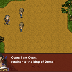 Cyan invades the camp (iOS/Android/PC).