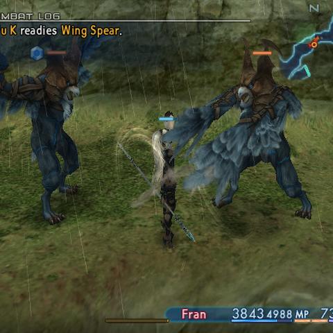 Wing Spear.