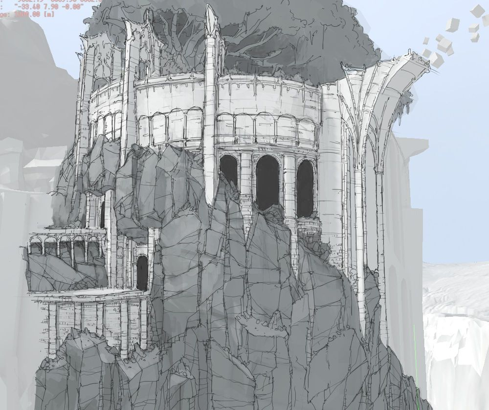 Image - Fortress - Mountain Structure.jpg | Final Fantasy Wiki ...