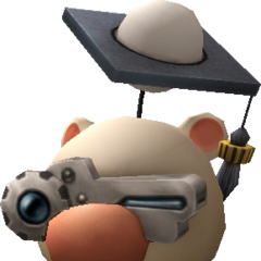 Model of the moogle of Class Eleventh.