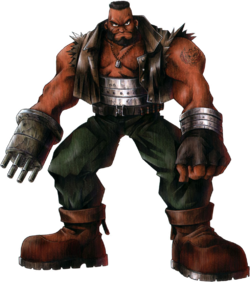 Barret-FFVIIArt