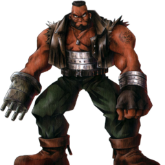 Barret full art finished.