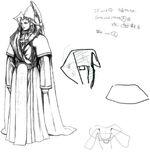 Seymour Concept Art Sketch