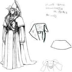 Concept artwork of Seymour.