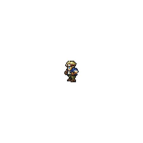 <i>Final Fantasy VII</i> Cid.