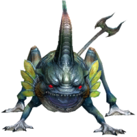 FFXIII enemy Ceratoraptor