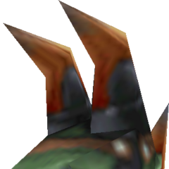 Duel Claws model.